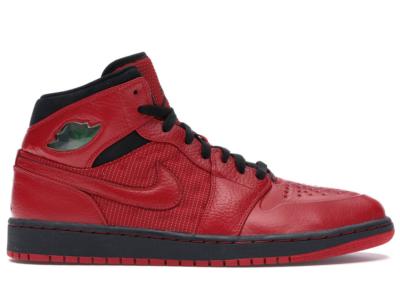 Jordan 1 Retro 97 TXT Gym Red Gym Red/Black-Gym Red 555071-601