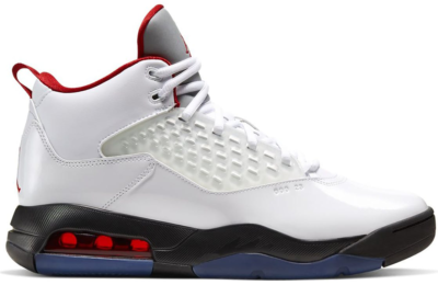Jordan Maxin 200 White Black Gym Red White/Black-Reflect Silver-Gym Red CD6107-101