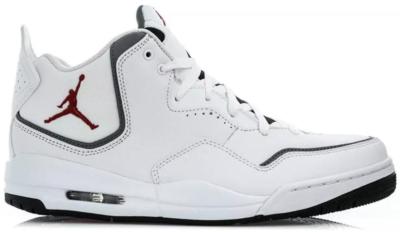 Jordan Courtside 23 White Red White/University Red-Cool Grey CD1522-100