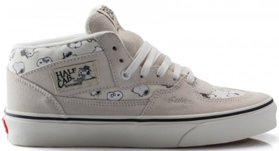 Vans Half Cab Peanuts Snoopy Family Marshmallow/White VN0A348EQV3