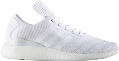adidas Busenitz PureBoost Triple White Running White/Running White/Running White BB8376