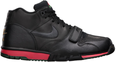 Nike Air Trainer 1 Draft Day Black/Black-Hyper Red-Geroge Green 607081-001