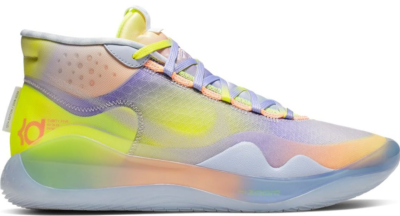Nike KD 12 EYBL Nike Nationals Multi-Color/Multi-Color CK1201-900/CK1200-900