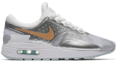 Nike Air Max Zero Imaginairs Sam Gordon (GS) Metallic Silver/Metallic Gold-White AJ6702-003