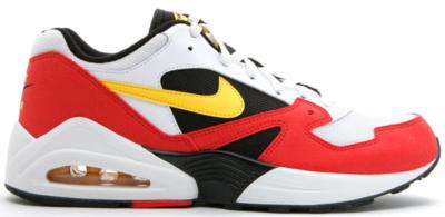 Nike Air Tailwind 92 White Tour Yellow Crimson White/Tour Yellow-Crimson-Black 336611-171