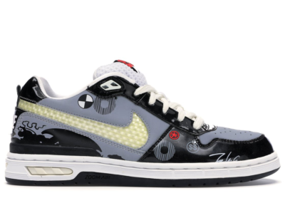 Nike P Rod 1 Elite Futura Neutral Grey/White-Black 312953-012
