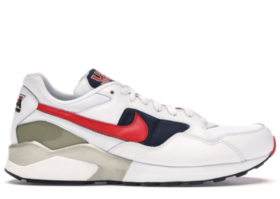 Nike Air Pegasus 92 Olympic (2016) White/University Red-Midnight Navy 844964-100