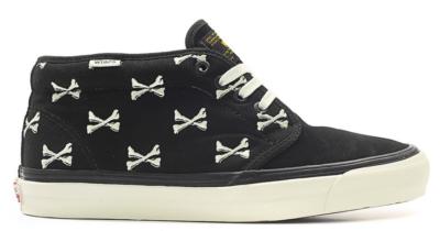 Vans Chukka Boot WTAPS Black Crossbones VN0A2Y2VKBC