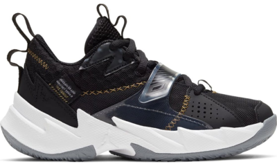 Jordan Why Not Zer0.3 The Family (PS) Black/Metallic Gold-White-Wolf Grey CD5805-001