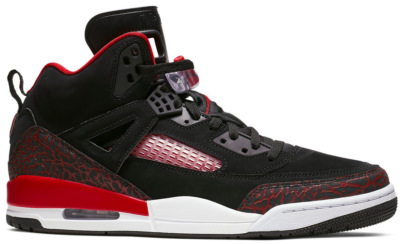 Jordan Spizike Black University Red Black/White-University Red 315371-060
