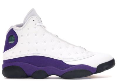 Jordan 13 Retro Lakers (GS) 884129-105