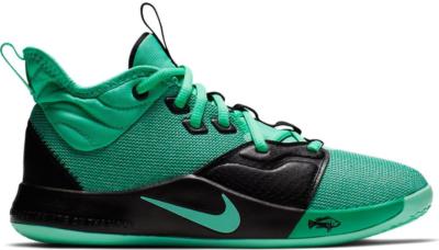 Nike PG 3 Menta (GS) Menta/Emerald Rise-Black AQ2462-330