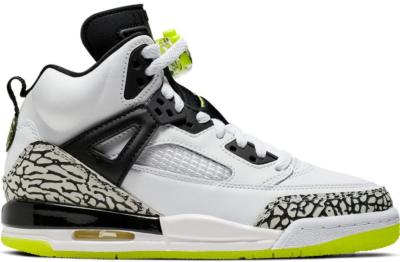 Jordan Spizike White Volt Black (GS) White/Volt-Black 317321-170