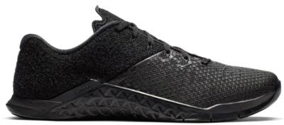 Nike Metcon 4 Patches Triple Black Black/Black-Black BQ3088-001