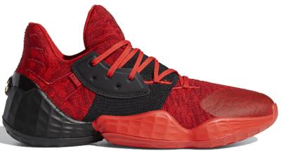 adidas Harden Vol. 4 Red Black EF0999