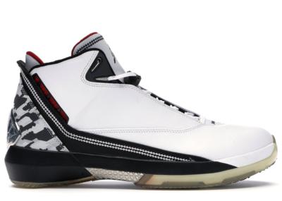 Jordan 22 OG White Varisty Red 315299-161