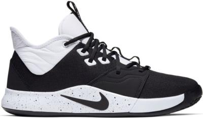 Nike PG 3 Team Black White Black/White-Black CN9512-002