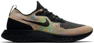Nike Epic React Flyknit Multi-Color Black/Black-Volt AT6162-001