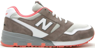 New Balance 575 Staple Pigeon Grey Grey/Pink-White M575JPG