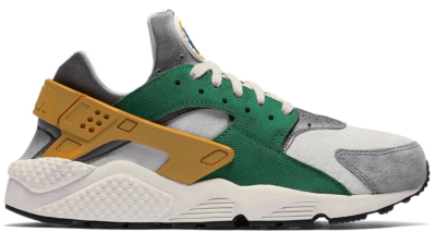 Nike Air Huarache Run Pine Green Gold Leaf Pine Green/Gold Leaf 852628-300