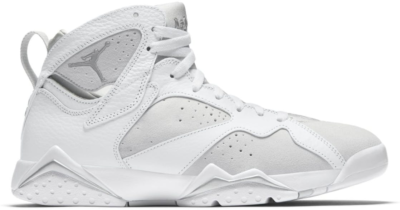 Jordan 7 Retro Pure Platinum White/Metallic Silver-Pure Platinum 304775-120