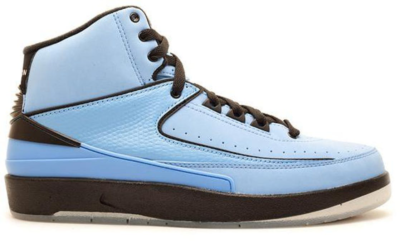 Jordan 2 Retro QF Univ. Blue Black (2010) 395709-401