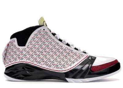 Jordan 23 All-Star White/Black-Varsity Red 318376-101