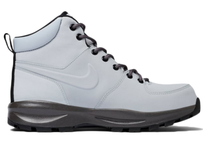 Nike Manoa Leather Wolf Grey Wolf Grey/Thunder Grey/Black 454350-004