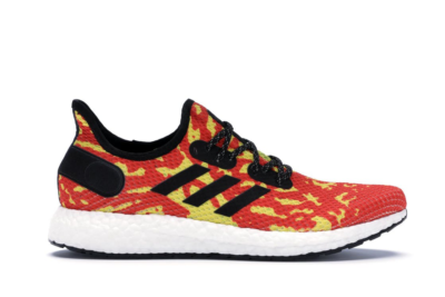 adidas AM4LA Los Angeles Red/Yellow/Black F35725