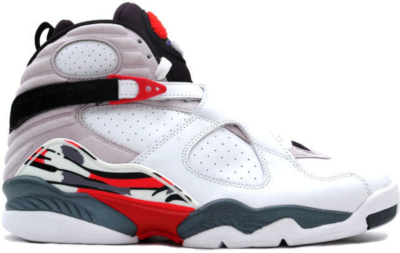 Jordan 8 Retro Bugs Bunny (2003) Bugs Bunny White/Black-True Red 305381-101