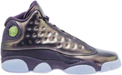 Jordan 13 Retro Dark Raisin (GS) Dark Raisin/Hydrogen Blue-Hydrogen Blue AA1236-520