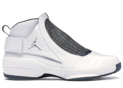 Jordan 19 OG Chrome 307546-102