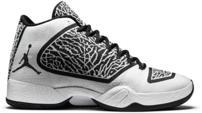Jordan XX9 Black Black White 695515-070