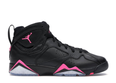 Jordan 7 Retro Black Hyper Pink (GS) 442960-018