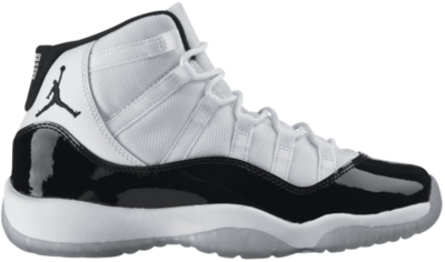 Jordan 11 Retro Concord 2011 (GS) White/Black-Dark Concord 378038-107