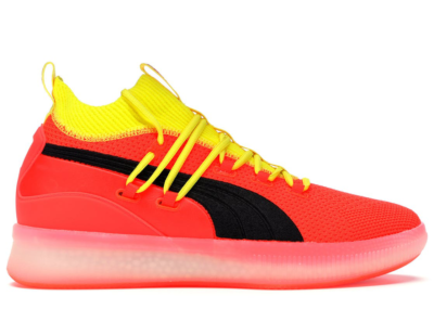 Puma Clyde Court Disrupt Red Blast Red Blast 191715-02