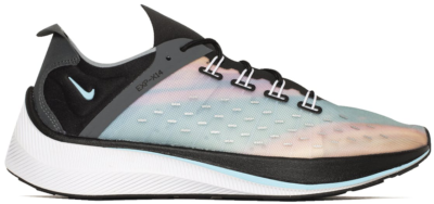 Nike Exp-X14 Black Blue Chill Black/Wolf Grey-Dark Grey-Blue Chill BQ6972-001