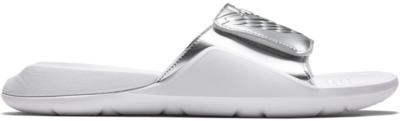 Jordan Hydro 7 White Silver White/Metallic Silver AA2517-101