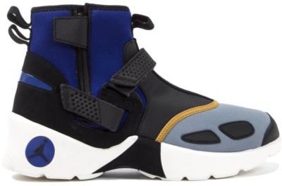 Jordan Trunner LX High Black Grey Blue Black/Black AJ3885-010