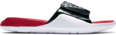 Jordan Hydro 7 Black White Gym Red Black/White-Gym Red AA2517-001