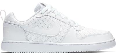 Nike Court Borough Low Triple White 838937-111