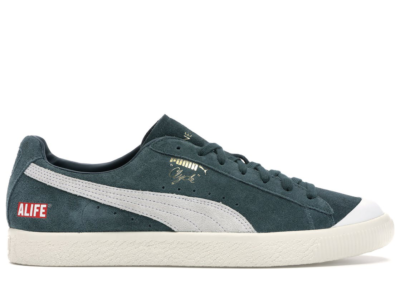 Puma Clyde Alife New York Green Green Gables/Puma White 365924-01