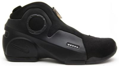 Nike Air Flightposite 2 LE Black (2009) Black/Black 386160-002