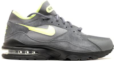 Nike Air Max 93 Size Pack Dark Grey Dark Grey/Volt-Black 306551-030