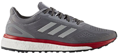 adidas Response LT Sonic Drive Grey Red Grey/Silver/Scarlet BB3418