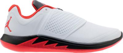 Jordan Grind 2 White Black Fire Red White/Black-Fire Red AO9567-100