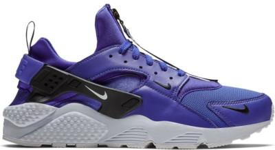 Nike Air Huarache Run Zip Indigo Burst Indigo Burst/Black-White BQ6164-400