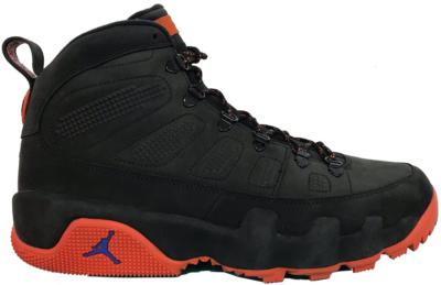 Jordan 9 Retro Boot Florida Gators PE Black/University Orange-Game Royal HO18-MNJDLS-808