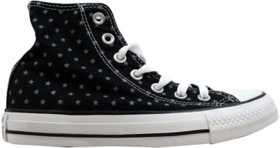 Converse Chuck Taylor All Star Leather Hi Black  132170C