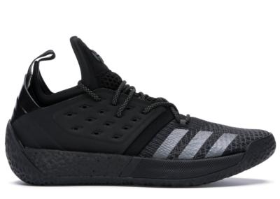 adidas Harden Vol. 2 Nightmare Core Black/Grey/Iron Metallic F34361